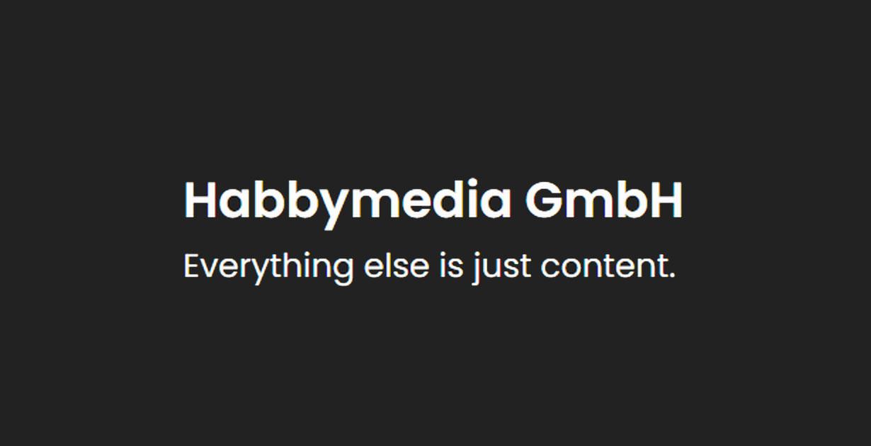 Habbymedia GmbH