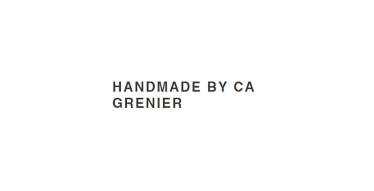 Handmade by CA Grenier