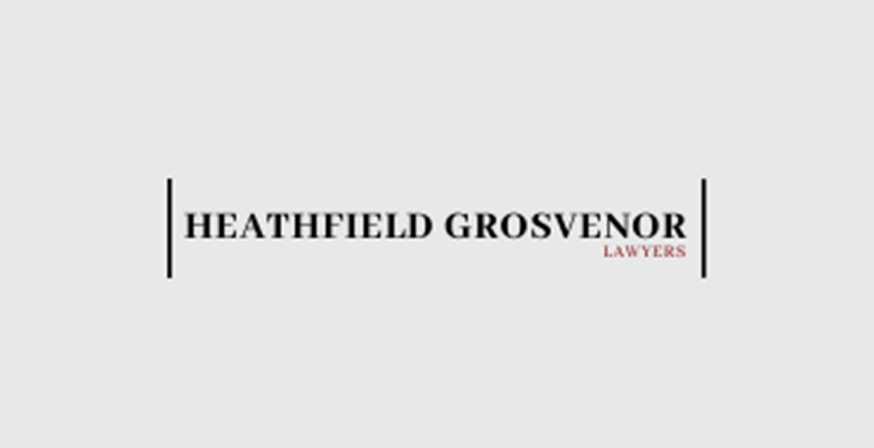 Heathfield Grosvenor Lawyers Pty Ltd