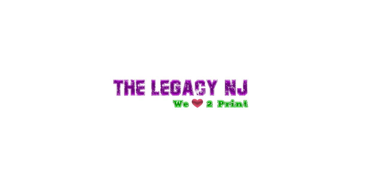 The Legacy NJ – printed Tee shirt