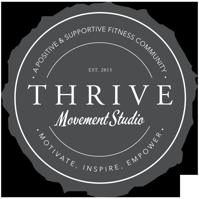 Thrive Movement Studio Inc.