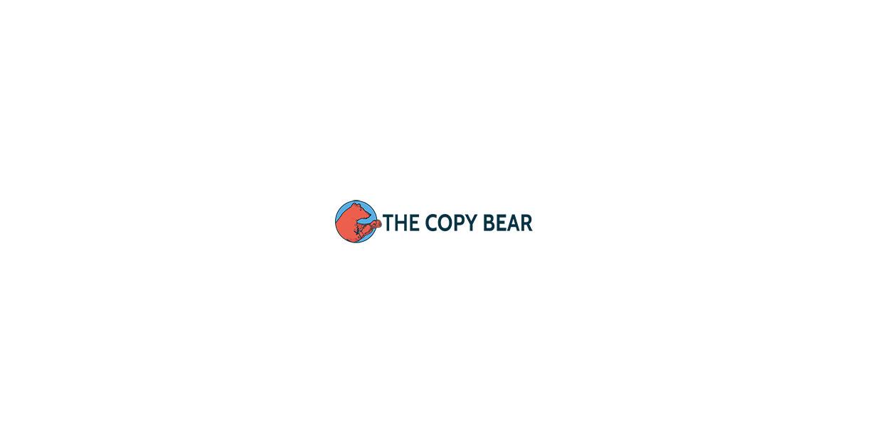 The Copy Bear