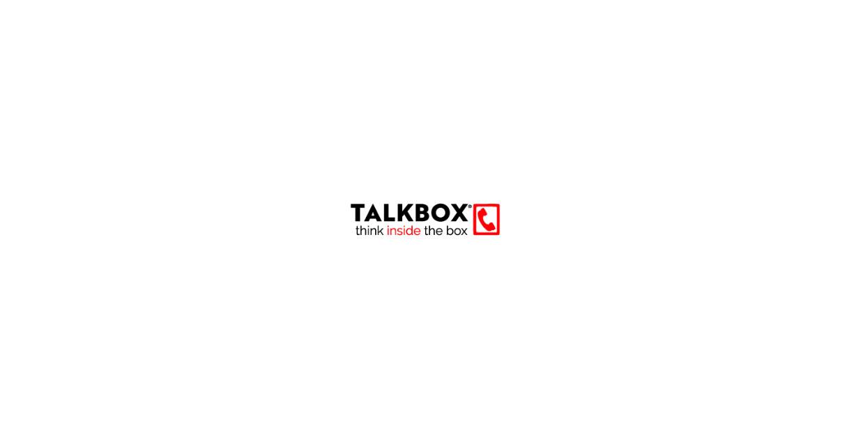 TalkBox Booth