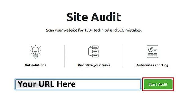 Find broken links with Google Analytics