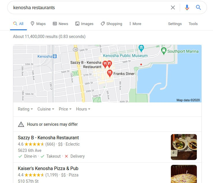 How to Use Google My Business Reviews to Dominate Local Search