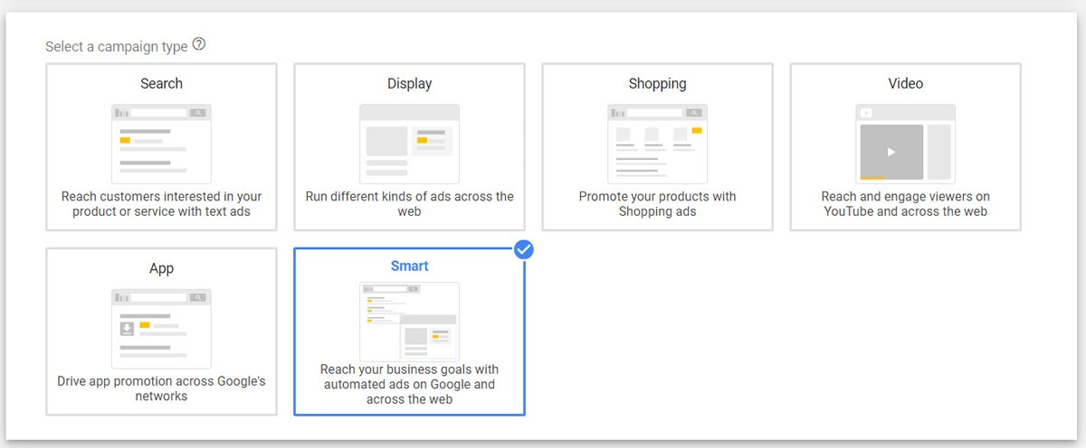 How to Create and Optimize a Google Ads Smart Campaign